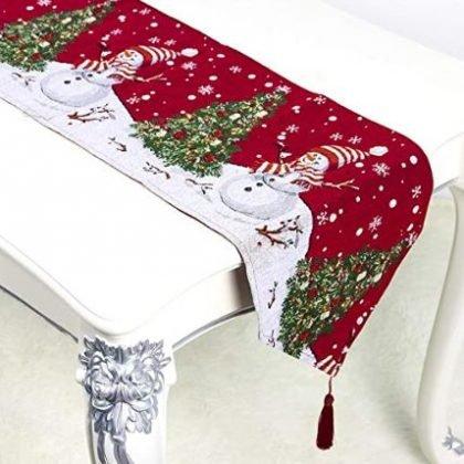 mantel navideño original